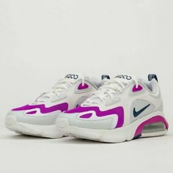 Air Max 200 Shoe Ladies Trainers Size